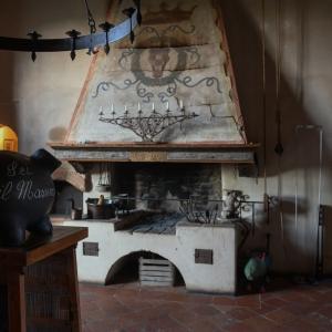 Antica Corte Pallavicina - L'antica cucina foto di: Luca Rossi - Luca Rossi