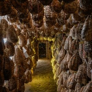 Antica Corte Pallavicina - La cantina dei Culatelli foto di: Luca Rossi - Luca Rossi