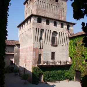 Castello di Roccabianca - Il Mastio foto di: Marco Scaltriti - Privata
