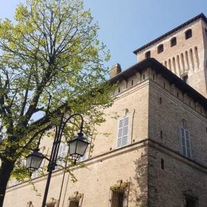 Rocca dei Terzi - Esterno lato nord-est foto di: |web| - privato