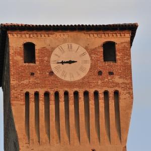 Rocca dei Terzi - Torrione foto di: Angelo Bolsi - Privata