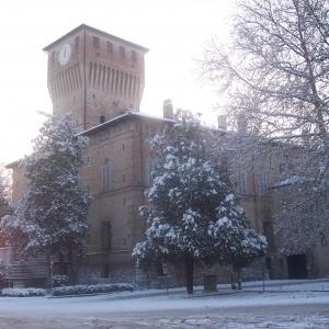 Rocca dei Terzi - Alba foto di: Angelo Bolsi - Privata