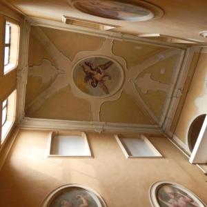 Rocca dei Terzi - Affreschi foto di: |Carlo Bassanini| - Privata