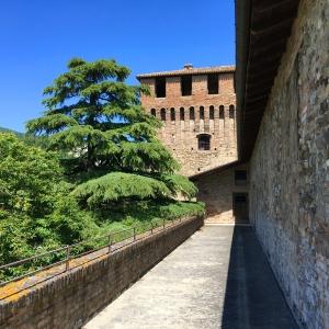 Castello di Varano de' Melegari - Terrazza foto di: |Marco Trippa| - Marco Trippa