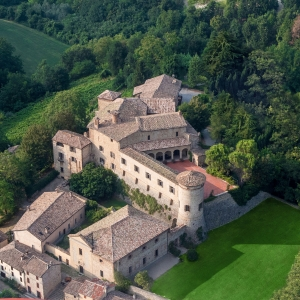 immagine da Castello di Scipione dei Marchesi Pallavicino