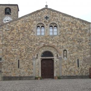 Pieve di Santa Maria Assunta - Pieve di Santa Maria Assunta - fornovo foto di:  Zannoni Paolo  - OpenLib Emilia Romagna