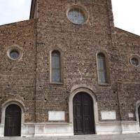 Cattedrale di San Pietro apostolo, facciata,sezione centrale (Faenza),JPG - Opi1010 - Faenza (RA)