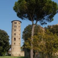 Esterno di Sant'Apolinnare in Classe - Francesca.letizia - Ravenna (RA)