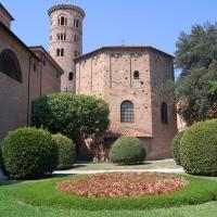Battistero Neoniano esterno - Dorff - Ravenna (RA)
