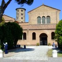 Sant'Apollinare in Classe - esterno - Mena Romio - Ravenna (RA)