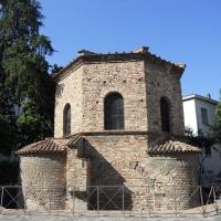Battistero degli Ariani da Via degli Ariani - PacoPetrus - Ravenna (RA)