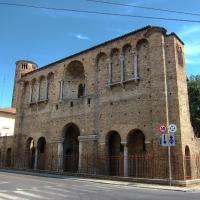 2012-08-12 020 Palazzo di Teodorico - Gabriele Quaglia - Ravenna (RA)