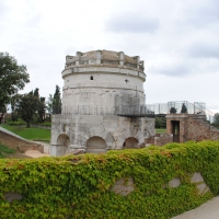 Mausoleo di Teodorico a Ravenna - Phabius - Ravenna (RA)
