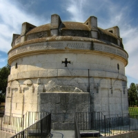 2012-08-12 046 Mausoleo di Teodorico - Lanfranch - Ravenna (RA)