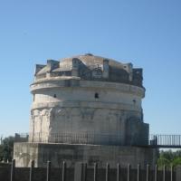 225-mausoleo Teodorico 1 - Athena1969 - Ravenna (RA)