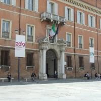 Piazza del Popolo Residenza Comunale - Mena Romio - Ravenna (RA)