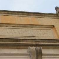 Porta adriana la scritta - Montanarigiorgio - Ravenna (RA)