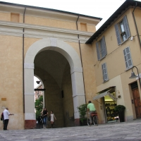 Porta adriana vista dal centro - Montanarigiorgio - Ravenna (RA)