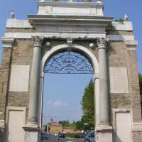 Porta panfilia.. - Montanarigiorgio - Ravenna (RA)