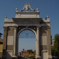 Ravenna - Porta Nuova o Pamphilia - Pivari - Ravenna (RA)