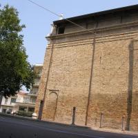 Porta serrata; - Montanarigiorgio - Ravenna (RA)