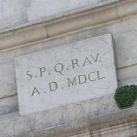 Porta serrata spqrav - Montanarigiorgio - Ravenna (RA)