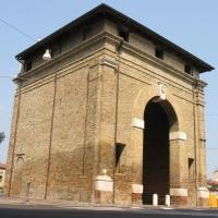 Porta serrato lato - Montanarigiorgio - Ravenna (RA)