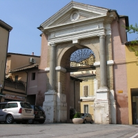 Porta sisi. - Montanarigiorgio - Ravenna (RA)