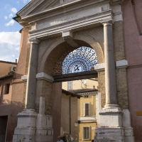 Porta Sisi - Maurizio Melandri - Ravenna (RA)
