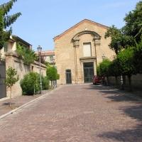Teatro rasi ingresso - Montanarigiorgio - Ravenna (RA)