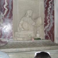 Tomba di Dante - interno - Mena Romio - Ravenna (RA)