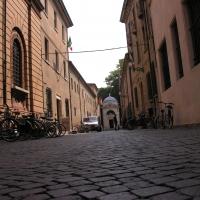 Zona dantesca facciata - Montanarigiorgio - Ravenna (RA)