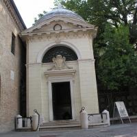 Tomba di dante - Montanarigiorgio - Ravenna (RA)