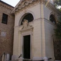 Tomba di Dante, esterno - Maurizio Melandri - Ravenna (RA)