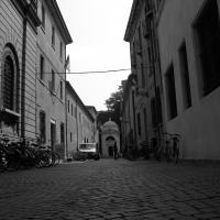 Zona dantesca e tomba - Montanarigiorgio - Ravenna (RA)