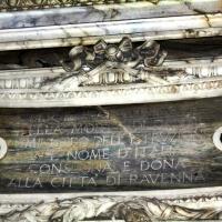 EPIGRAFE TOMBA DANTE - Francesca Incalza - Ravenna (RA)