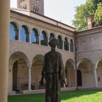 Museo Dantesco, chiostro - Maurizio Melandri - Ravenna (RA)