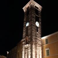 Torre civica dell'orologio Bagnacavallo - P.brigadeci - Bagnacavallo (RA)