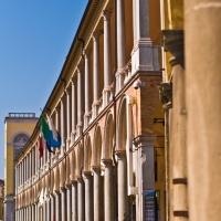 Loggiato del Municipio - UmbertoPaganiniPaganelli - Faenza (RA)