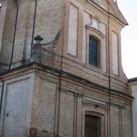 Chiesa del Carmine vista da Piazza Trisi - Sofiadiviola - Lugo (RA)