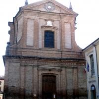 Chiesa del Carmine, facciata - Sofiadiviola - Lugo (RA)