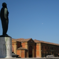 Monumento Baracca e Pavaglione - Sofiadiviola - Lugo (RA)