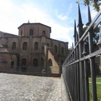 Basilica di San Vitale - esterno - Ebe94 - Ravenna (RA)