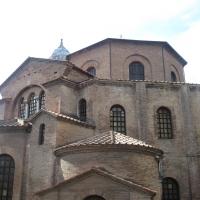 Basilica di San Vitale - dettaglio facciata - Ebe94 - Ravenna (RA)