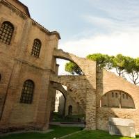 Basilica san vitale vista posteriore - Mario Casadio - Ravenna (RA)