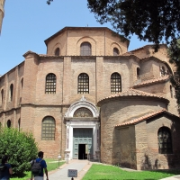 San vitale, ravenna, ext. 02 - Sailko - Ravenna (RA)