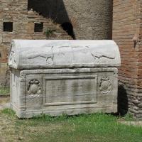San vitale, ravenna, ext., sarcofago 02 - Sailko - Ravenna (RA)