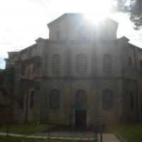 Ravenna Basilica di San Vitale esterno - Currao - Ravenna (RA)