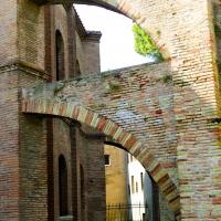 Basilica san vitale geometrie - Mario Casadio - Ravenna (RA)