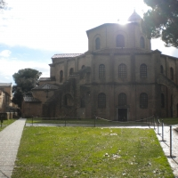 Ravenna Basilica San Vitale - esterno - Currao - Ravenna (RA)